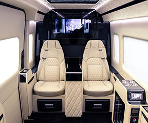 The world's most luxurious people-carrier: Senzati Jet Sprinter_2
