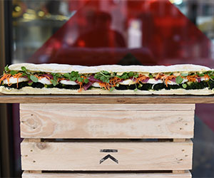 Win dinner for four at Street Kitchen, Broadgate Circle_1