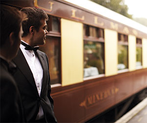 Dinner aboard the Belmond British Pullman and an evening at the Ritz_1