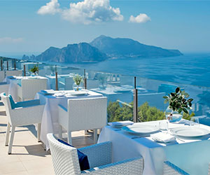 Win dinner for 2 at Michelin-starred restaurant Relais Blu on Italy's Amalfi Coast_4